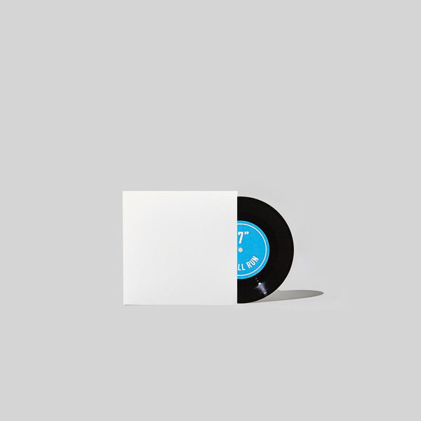 "7"" Cardboard Sleeve - White"