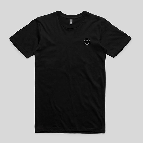 Small Run - Black T-shirt