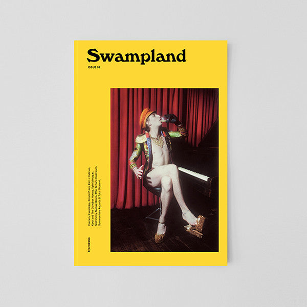 Swampland Magazine - Issue 1