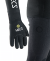 HECS Stealth Wetsuit - Black 5mm (Includes gloves, boots)