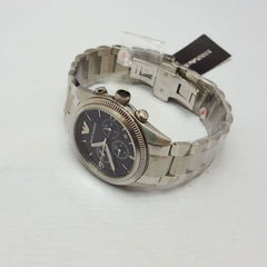 Emporio Armani Men's Stainless Steel Classic Watch AR5897 New Boxed Free Ship