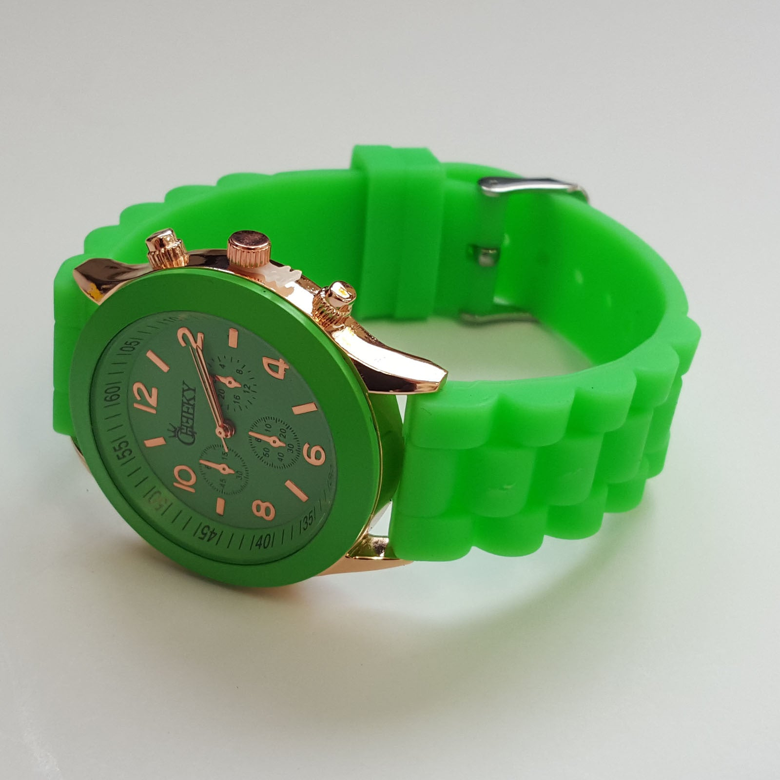 ferro face agl green dial quartz watch watches next products pilot copy chrono
