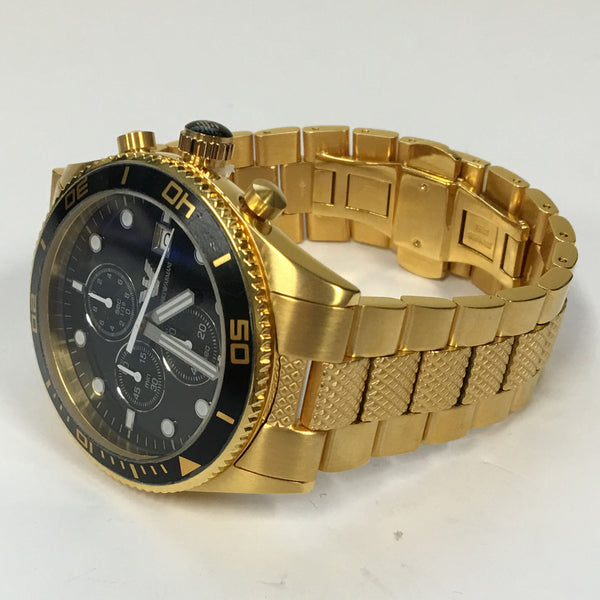 amazing deals on designer mens watches uk delivery page 2 stylish emporio armani chronograph gold metal strap mens quartz watch ar5857