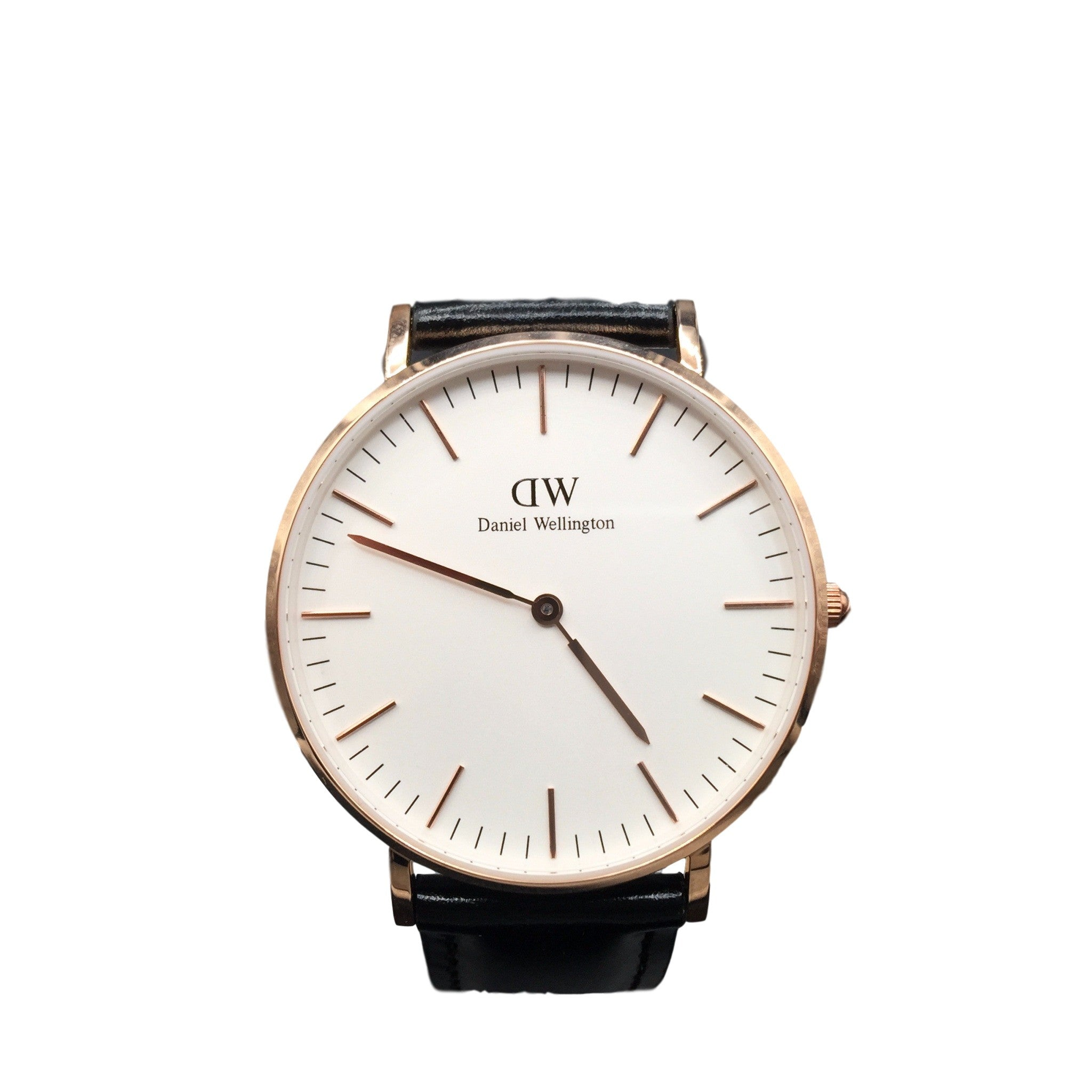Daniel Wellington Unisex Sheffield Rose Watch 0508DW
