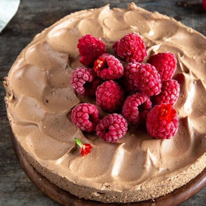 Chocolate Mousse Cake (Gluten Free)
