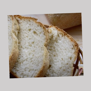 Classic loaf bread (gluten free!)