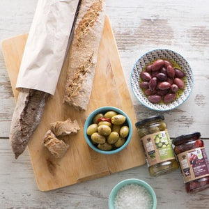 Appetizers & Olives-Agora Products