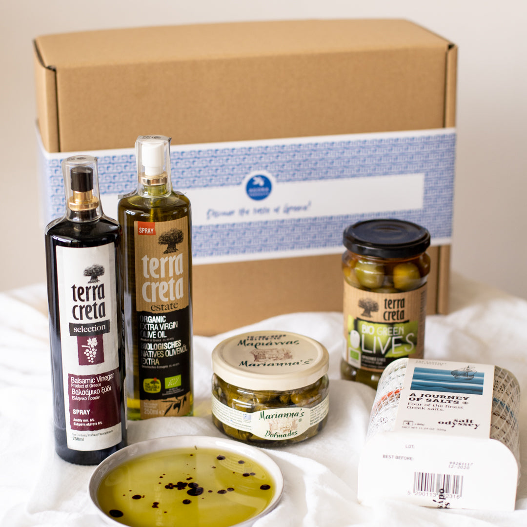 Greek Flavors Gift Box
