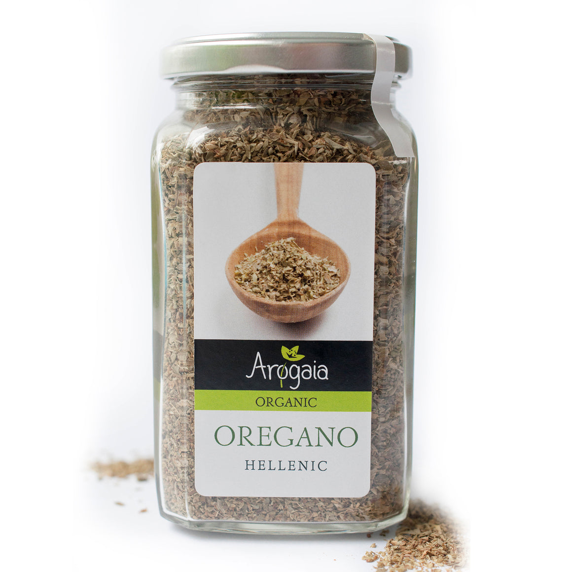 Arogaia Organic Greek Oregano, 70gr