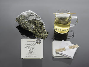 Anassa Organic Mint Tea-Agora Products