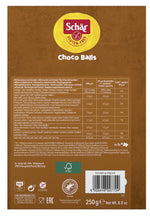 Load image into Gallery viewer, Schar Choco Balls Cacao Breakfast Gluten Free Cereal - 250gr