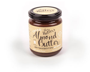 The Nutlers Almond Butter-Agora Products
