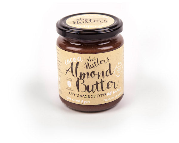 The Nutlers Cocoa Almond Butter-Agora Products