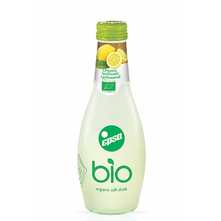 EPSA BIO Carbonated Lemonade 232ml