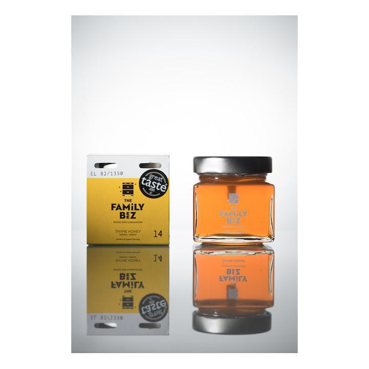 The Family Beez Organic Thyme Honey 460gr