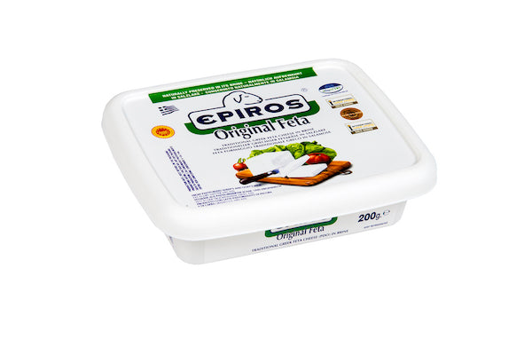 Epiros Original Greek Feta (PDO) in Brine-Agora Products