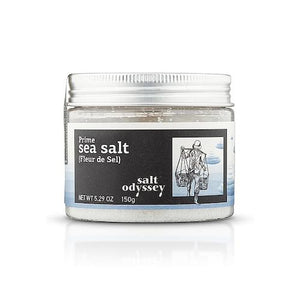 Salt Odyssey Greek Fleur de Sel - Prime Greek Sea Salt-Agora Products