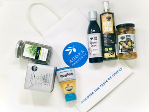 Stay Home Care Gift - Greek Flavours