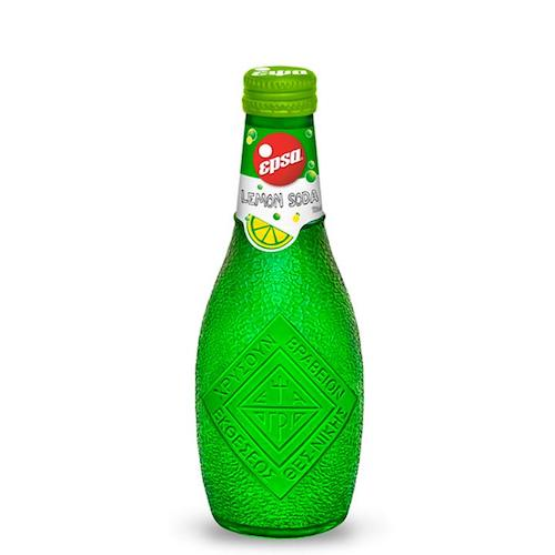 EPSA Carbonated Lemon Soda-Agora Products