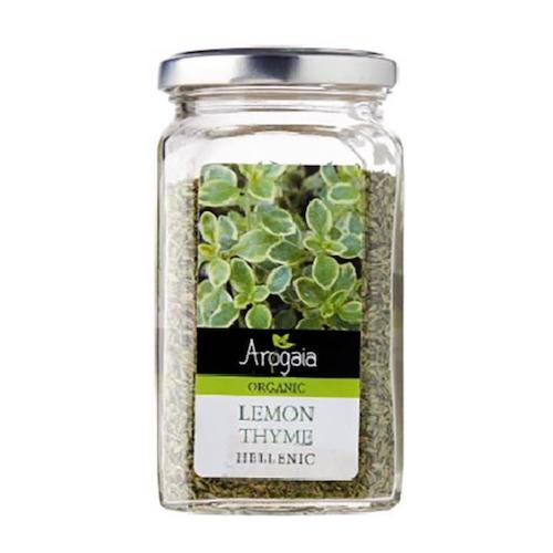 Arogaia Organic Lemon Thyme-Agora Products