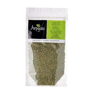 Arogaia Organic Lemon Thyme in a resealable bag-Agora Products