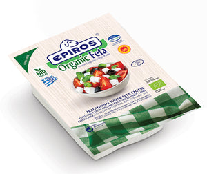 Epiros Organic Greek Feta Cheese (PDO)-Agora Products