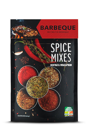 BIOdinami Greek Barbeque Spice Mix-Agora Products