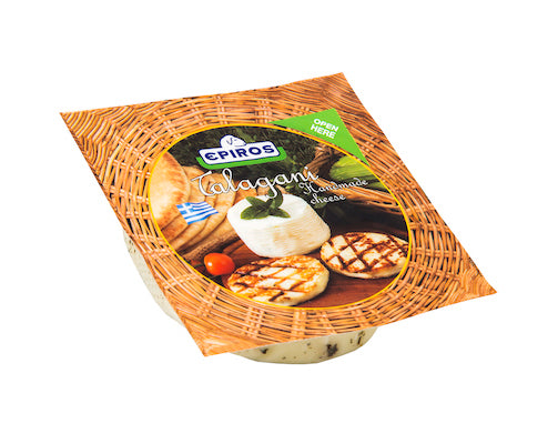 Epiros Talagani Halloumi Cheese 220gr-Agora Products