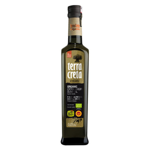 Terra Creta Estate Organic Greek Extra Virgin Olive Oil - 500ml