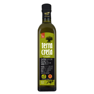 Terra Creta Estate Greek Extra Virgin Olive Oil  PDO Kolymvari - 500ml