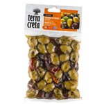 Load image into Gallery viewer, Terra Creta Marinated Mixed Greek Olives With Orange and Herbs - 290gr