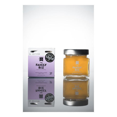 The Family Beez Organic Wildflower Honey 460gr