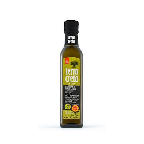 Terra Creta Estate Extra Virgin Olive Oil PDO Kolymvari-Agora Products