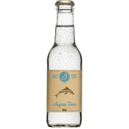 Three Cents Aegean Tonic-Agora Products