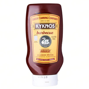 Kyknos Barbecue Sauce Gluten Free 480 gr
