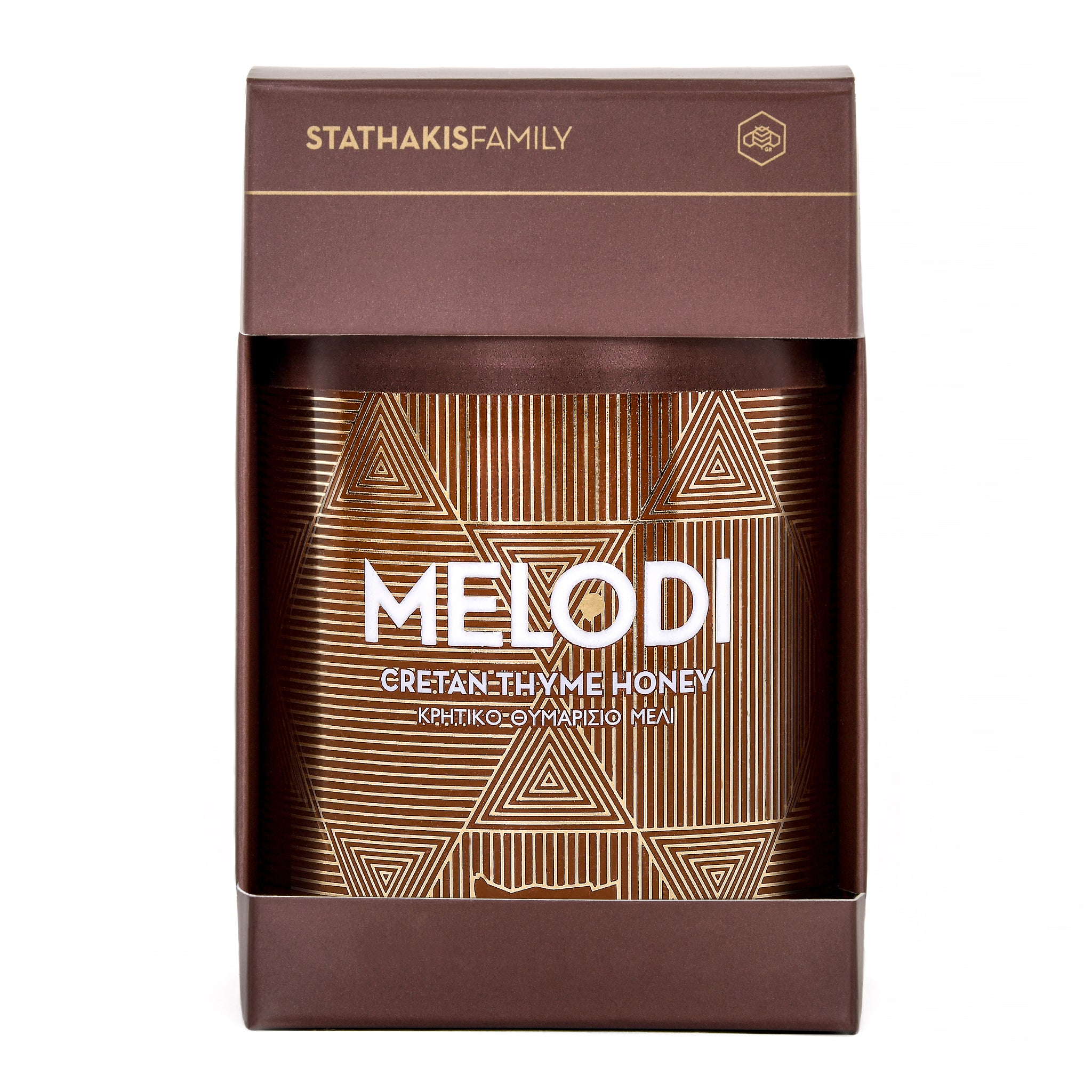 MELODI Greek Cretan Raw Thyme Honey - 400gr