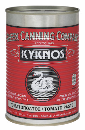 Kyknos Tomato Paste with Tomato Solids 28% - 30%-Agora Products