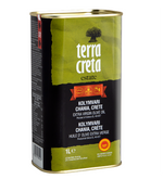 Load image into Gallery viewer, Terra Creta Estate Greek Extra Virgin Olive Oil PDO Kolymvari 1L Tin