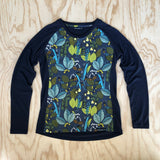 Moss Berry Long Sleeve Base Layer