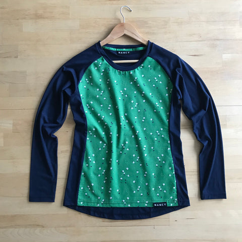 Daisy Long Sleeve Base Layer