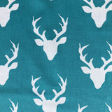 Antler in Teal