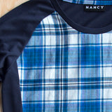Plaid Long Sleeve Base Layer