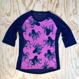 Octopus Riding Shirt