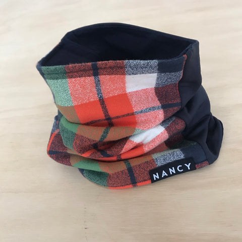 Neck Warmer - Plaid