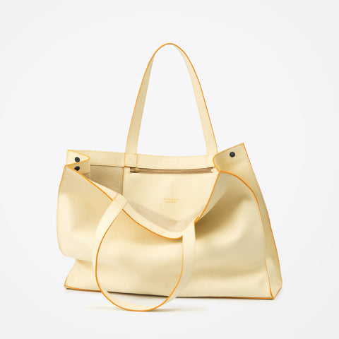 Perfect tote - Soft Yellow