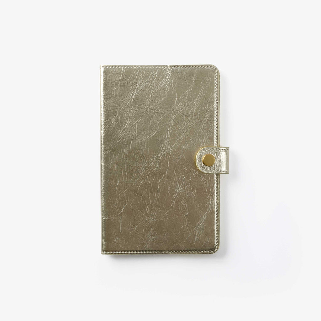 Perfect Notebook Cover - Gold