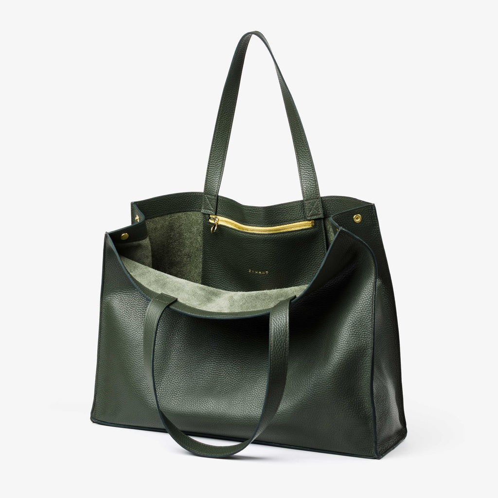 Perfect tote - Deep Green