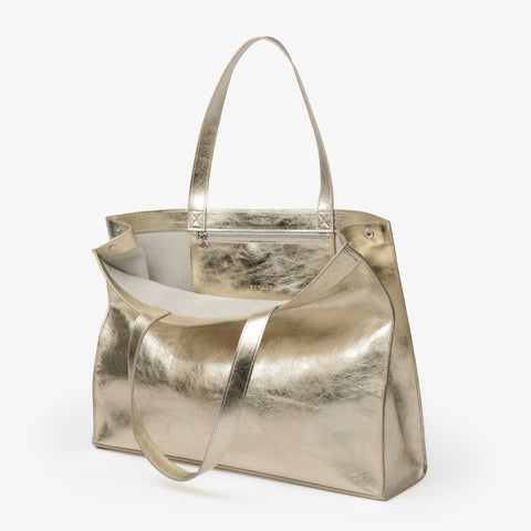 Perfect tote - Gold