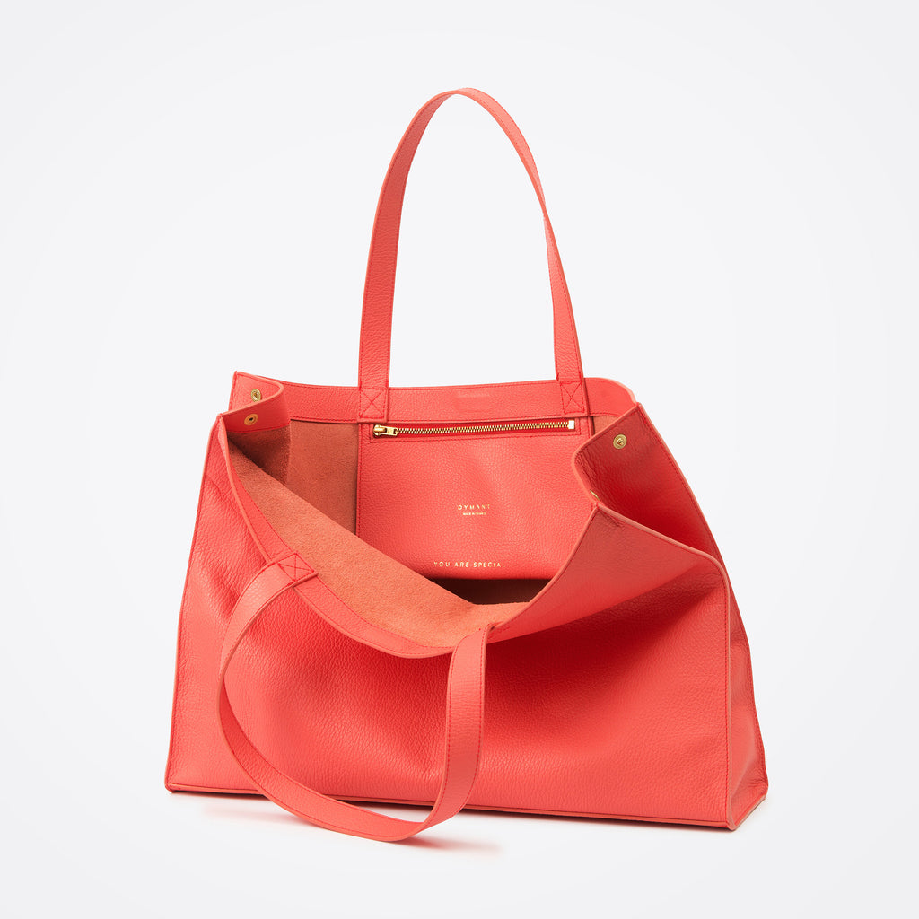 Perfect tote - Ultra Coral