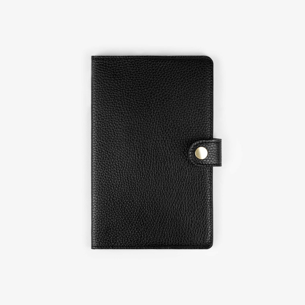Perfect Notebook Cover - Black